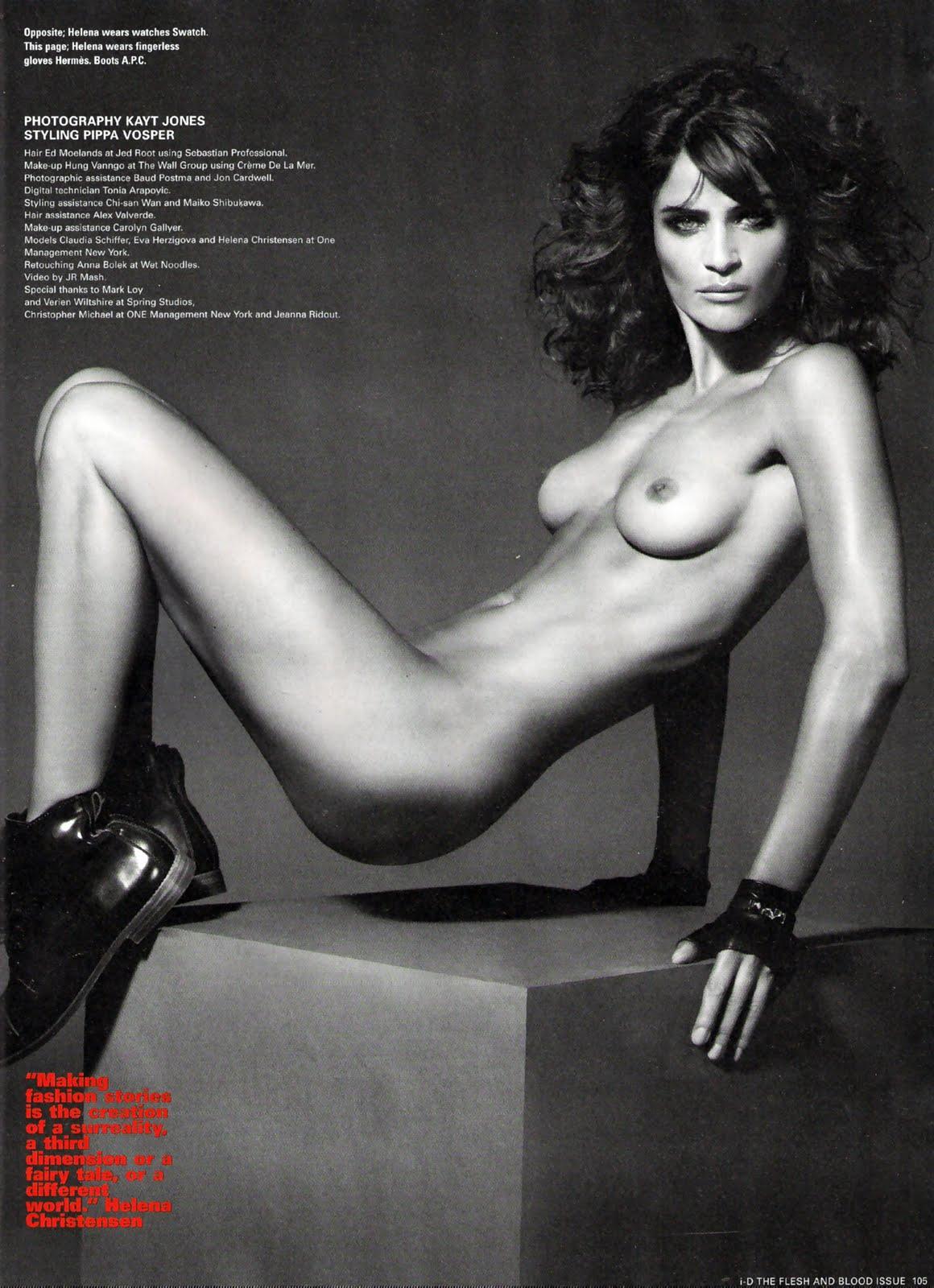 Хелена кристенсен эротические фото 6 фотография