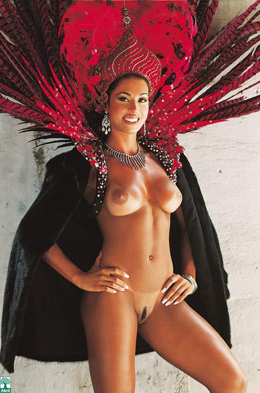голые бразильские танцовщицы