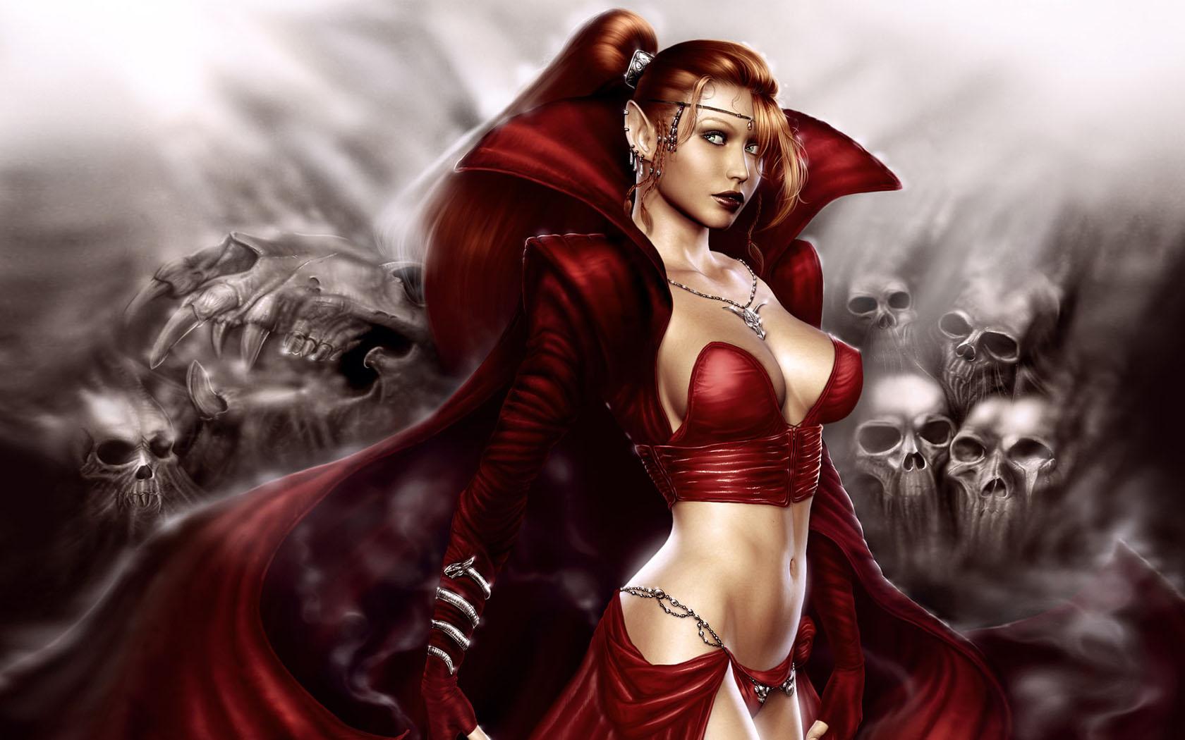 Fantasy art nude warrior babe pics porn pics